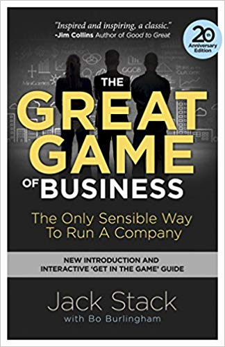 The Great Game of Business: The Business is Everyone's Business