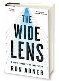 The Wide Lens by Ron Adner