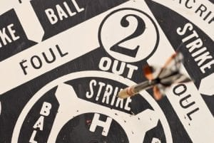 strike outs: sales pitches that never really work