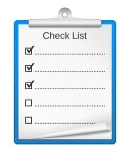 Checklist for Successful Products