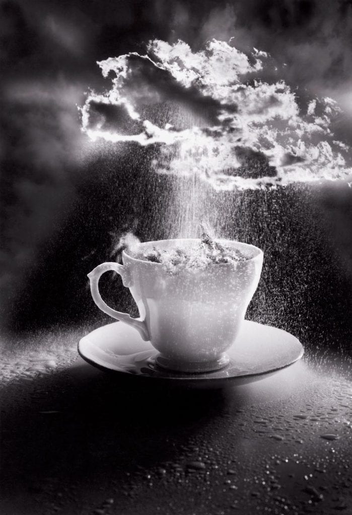 Why I like working with entrepreneurs: the chance to fill you teacup with a thunderstorm of creative destruction