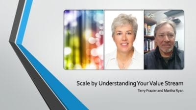 Scale by Understanding Your Value Stream